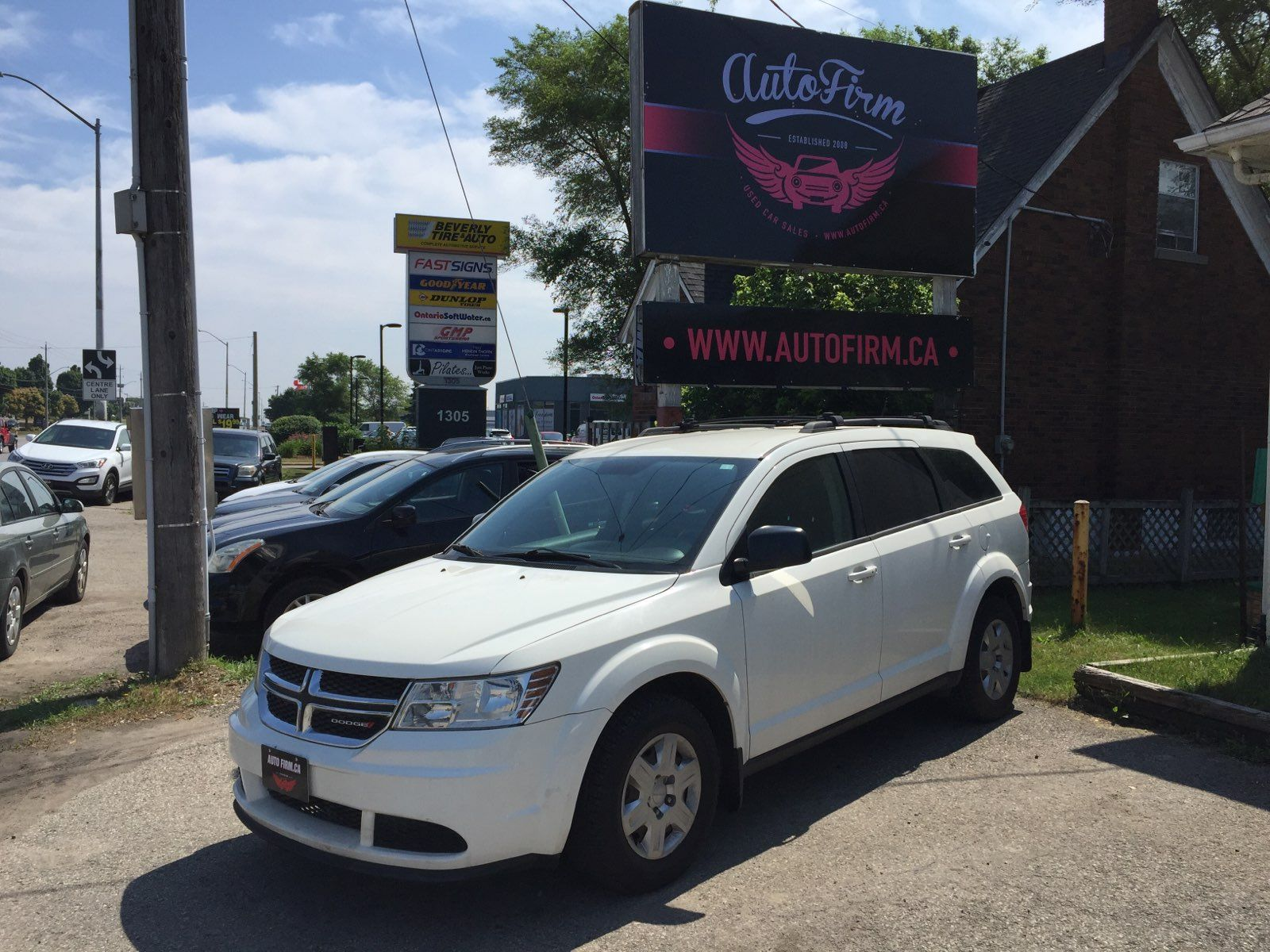 2012 Dodge Journey Main